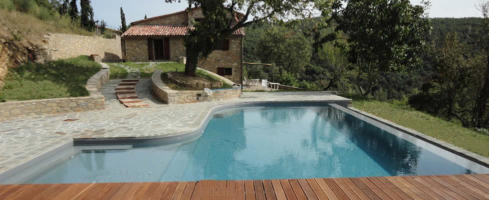 Realizzazione e vendita piscine a perugia in umbria - Bordo piscina prezzi ...